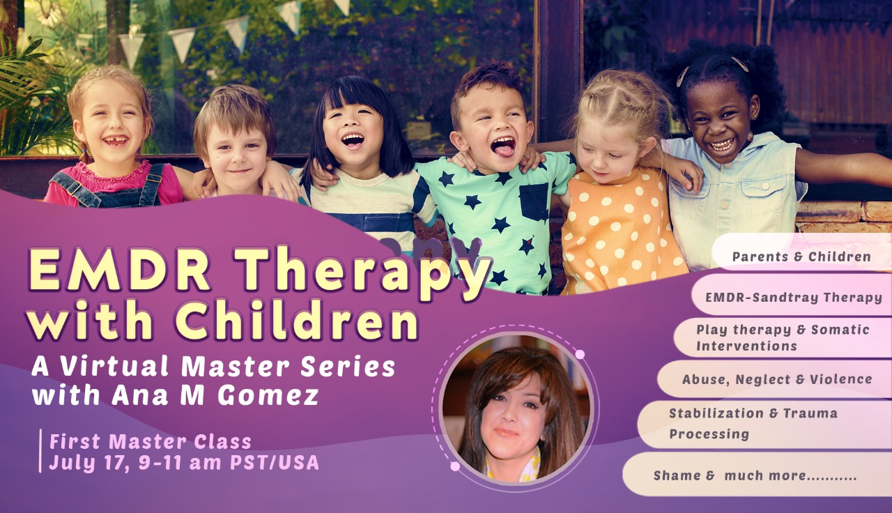 EMDR Therapy with Children Masteclass